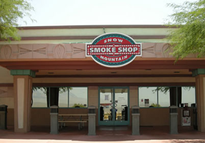 Chevron Snow Mountain Smoke Shop