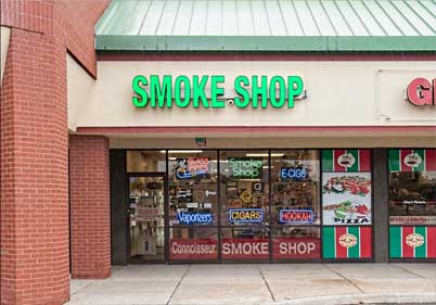 Connoisseur Smoke Shop By All In One