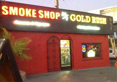 Gold Rush 24HR Smoke Shop