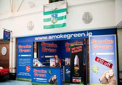 Smoke Green