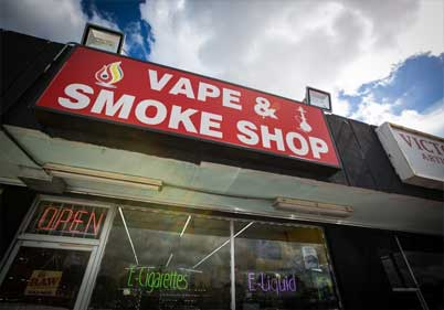 Vape & Smoke Shop - 8th Street