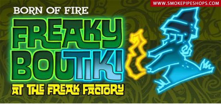 Freak Factory & Freaky Boutiki