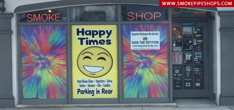 Happy Times Smoke Shop