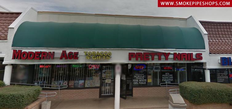 Modern Age Tobacco & Gift Shop Inc