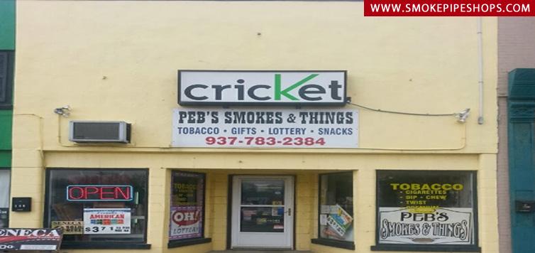 Peb's Smokes & Things