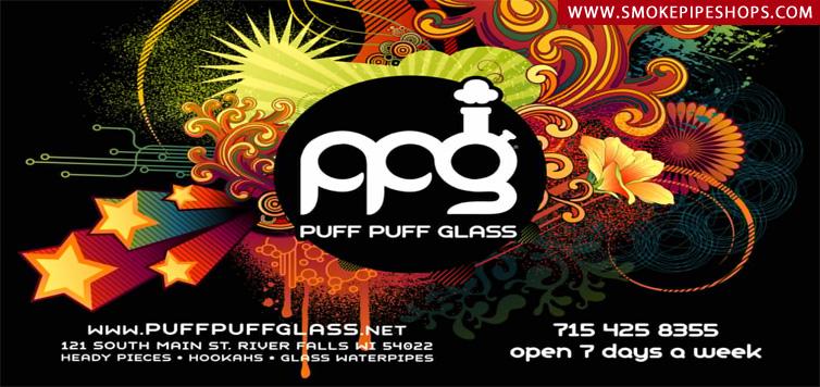 Puff Puff Glass