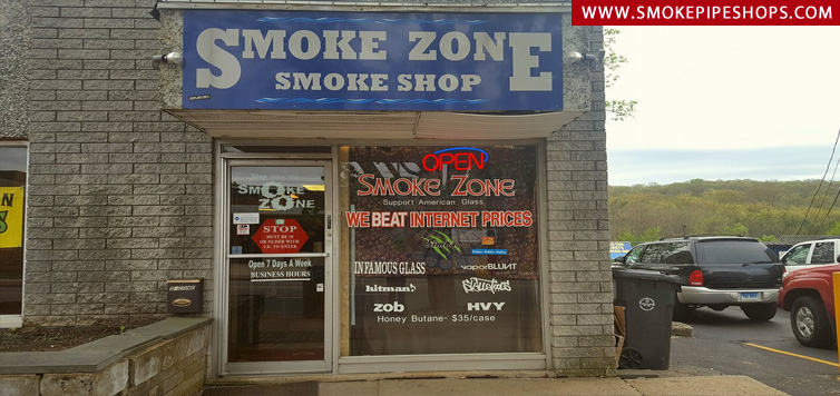 Smoke Zone Smoke Shop