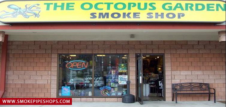The Octopus Garden Smoke Shop