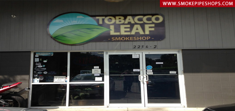 Tobacco Leaf Smokeshop and Glass Gallery