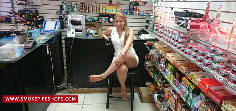 Sam smoke shop