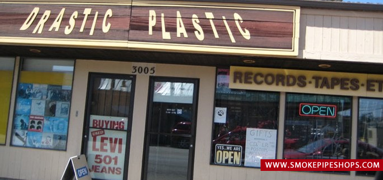Drastic Plastic Records