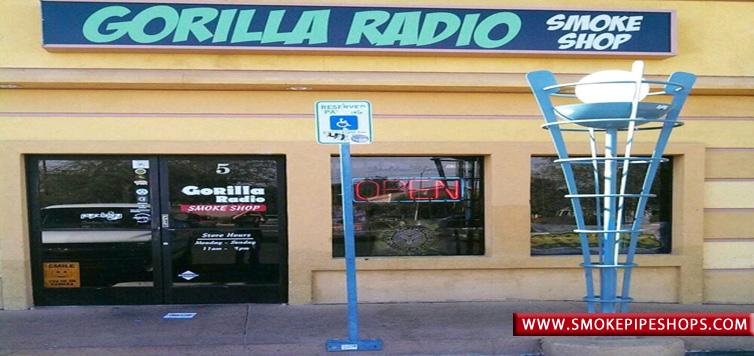 Gorilla Radio Smoke Shop