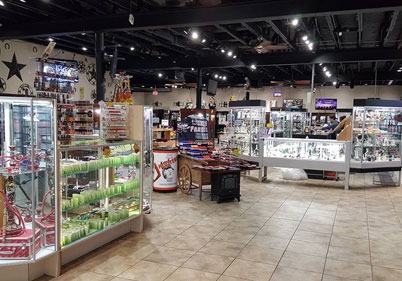Daze Inc Smoke Shops