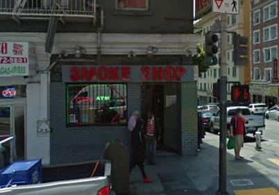 Gazebo Smoke Shop