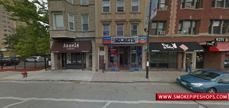 Secrets Smoke Shops