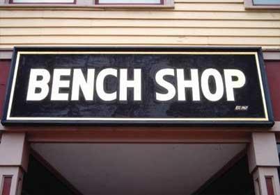 Bench Shop