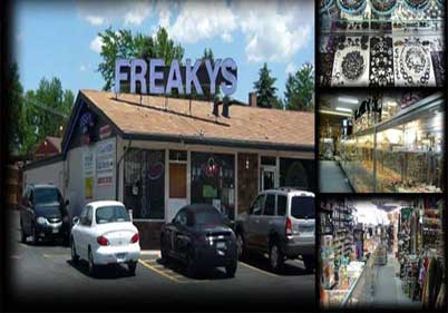 Freaky's Smoke Shop & Tattoo