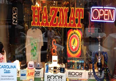 Hazmat Smoke Shop
