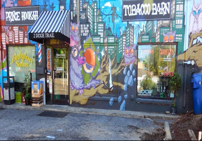 Tobacco Barn Hookah Lounge