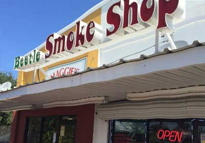 Beetle Smoke Shop