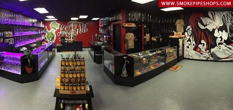 Herb N' Legend Smoke Shop