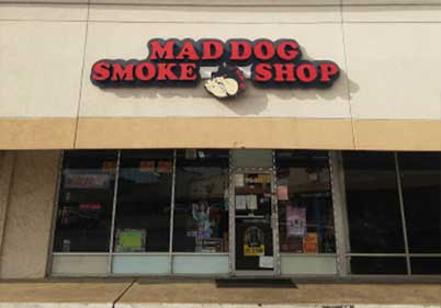 Mad Dog Smoke Shop