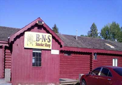 BNS Smoke Shop