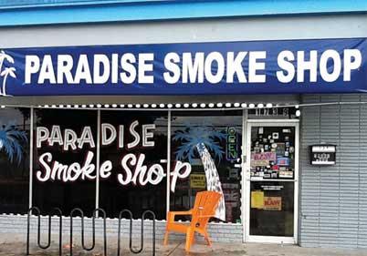 Paradise Smoke Shop