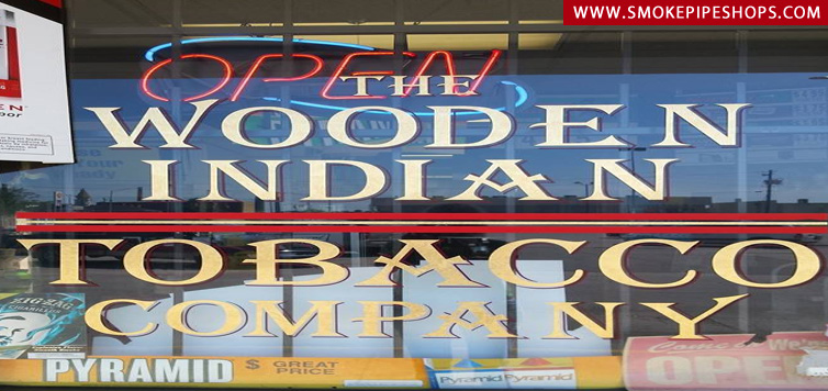 Wooden Indian Tobacco Co