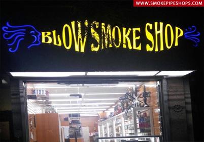 BLOW SMOKE SHOP