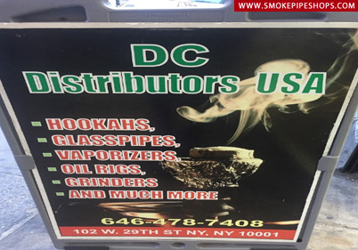 DC Distributors USA Inc