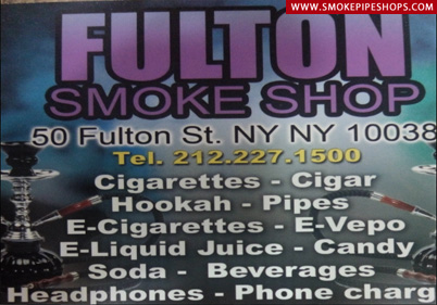 Fulton Smoke Shop