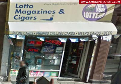Lotto Magazine & Cigar