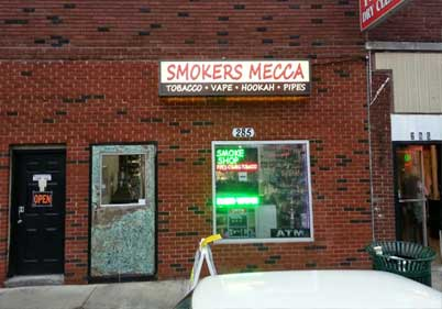 Smokers Mecca Premium Vape and Smoke Shop