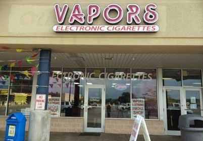 Vapors Electronic Cigarettes and E-Liquid