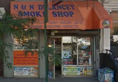 N & N Delancey Smoke Shop