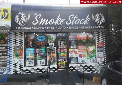 THE SMOKE STACK