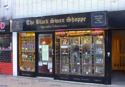 Black Swan Shoppe
