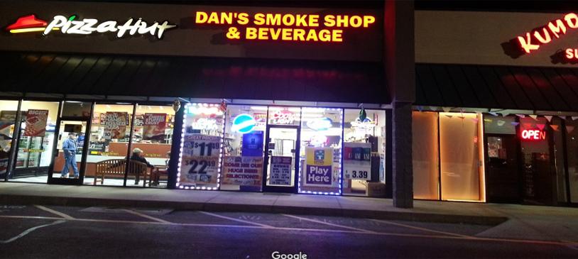 Dan's Smoke Shop & beverage