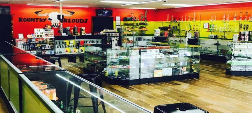 Kountry Kloudz Smoke Shop