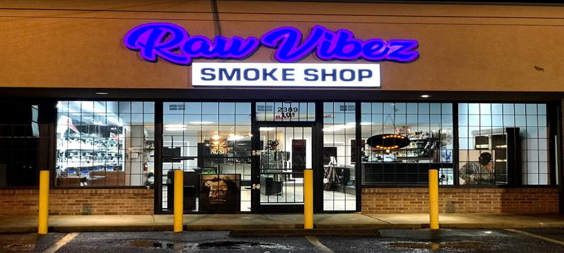 Raw Vibez Smoke Shop