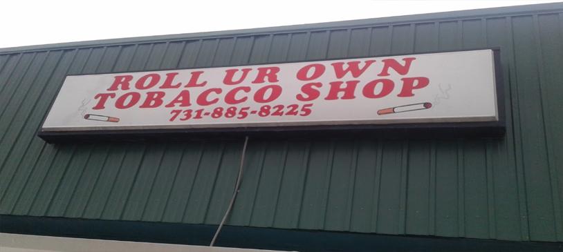 Roll Ur Own Tobacco Shop