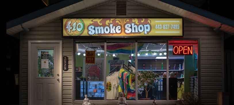410 Smoke Shop