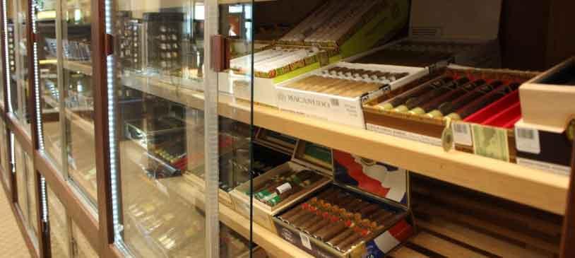 Cigar and Smoke Shop
