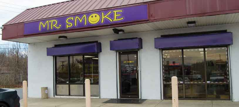 Mr. Smoke Elkridge